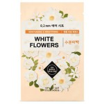 Etude House 0.2 Therapy Air Mask - White Flowers