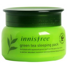 Innisfree Green Tea Sleeping Pack - Suisse|Switzerland