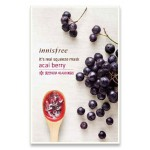 Innisfree Its Real Mask Acai Berry - BoOonBox|Switzerland