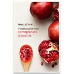 Innisfree It's Real Squeeze Mask - Promegranate - Switzerland|BoOonBox