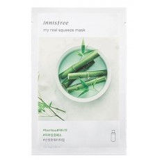 Innisfree It's Real Squeeze Mask - Bamboo - Switzerland|BoOonBox