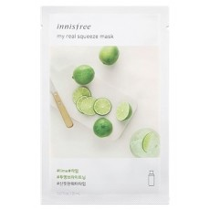 Innisfree Its Real Mask Lime - BoOonBox|Switzerland