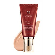 Missha M Perfect Cover BB Cream SPF42/PA++ (# 21 LIGHT BEIGE) - Korean BB Cream - Switzerland|BoOonBox