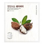 Nature Republic Real Nature Hydrogel Mask - Shea butter