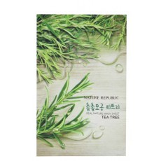 Korea Nature Republic Real Nature Sheet Mask Swiss|BoOonBox