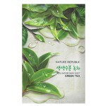 Nature Republic Real Nature Mask Sheet - Green Tea