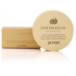 Petitfee Gold & Snail Hydrogel Eye Patch (1 pck in 60pcs))