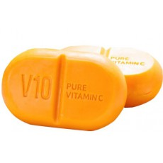 Some By Mi V10 Pure Vitamin C Bar Soap -  Asian Cosmetics|BoOonBox