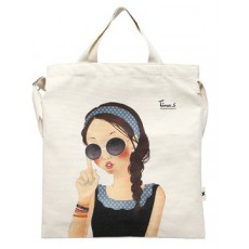 Korea Fascy Sunglass Tina Eco Bag Schwez|BoOonBox