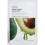 The Faceshop Real Nature Face Mask - Avocado (1 Sheet)